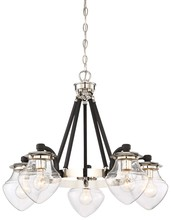 Minka-Lavery 4575-583 - 5 Light Chandelier