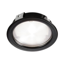 Dainolite PLED-04-BK - 24V DC,4W Black LED COB Puck Light