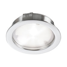 Dainolite PLED-04-WH - 24V DC,4W White LED COB Puck Light