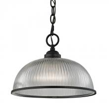 Elk Cornerstone 7681PL/10 - Liberty Park 1 Light Pendant In Oil Rubbed Bronz