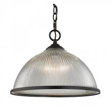 Elk Cornerstone 7691PL/10 - Liberty Park 1 Light Pendant In Oil Rubbed Bronz