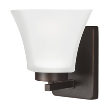 Sea Gull Canada 4111601-710 - One Light Wall / Bath Sconce